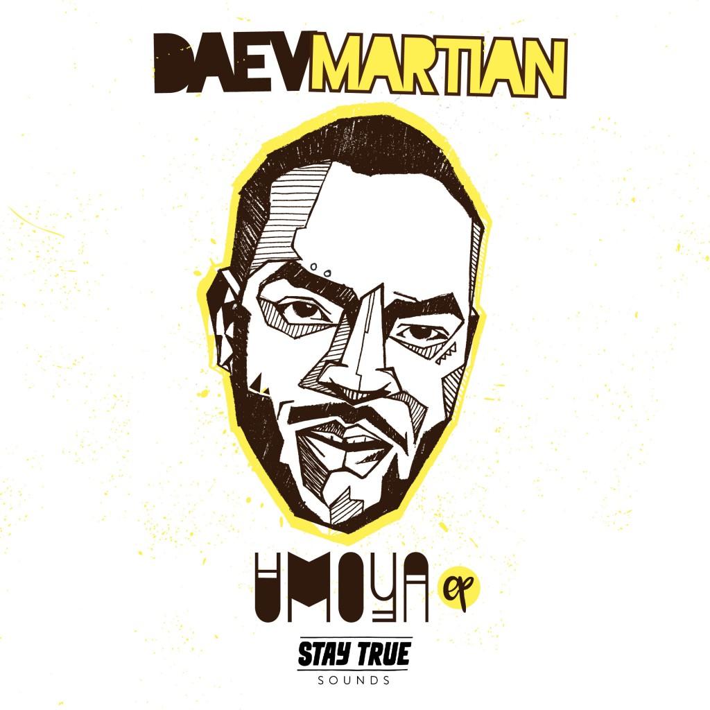 Daev Martian - uMoya EP Sleeve